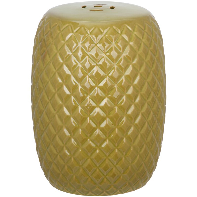 Feliciana Ceramic Garden Stools Regarding Most Recent Ceramic Garden Stool (View 15 of 20)