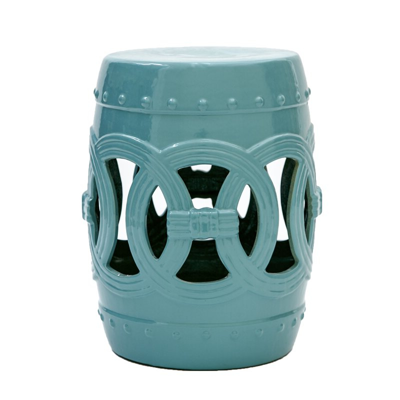 Holbrook Ceramic Garden Stools Intended For Best And Newest Holbeach Ceramic Garden Stool (View 11 of 20)