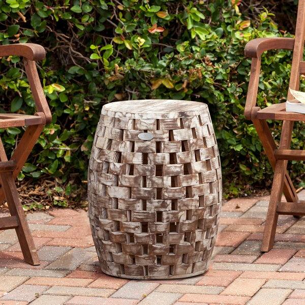 Hot Price Hiroko Garden Stoolmillwood Pines – Internet Buy Regarding Popular Fifi Ceramic Garden Stools (View 20 of 20)