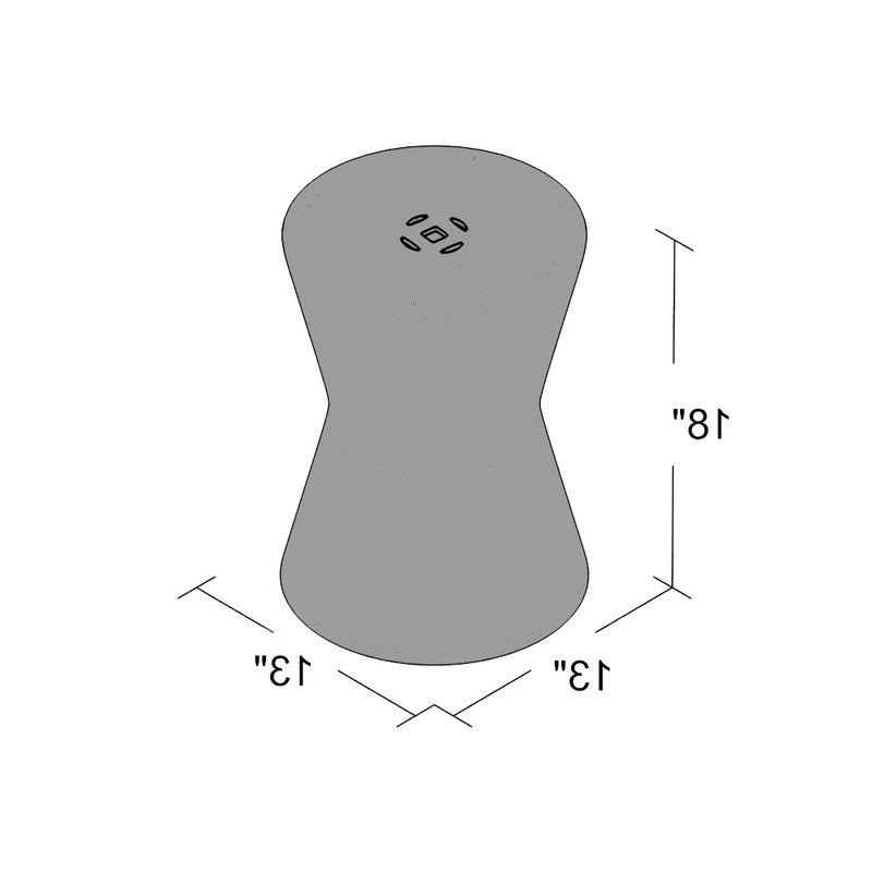 Karlov Ceramic Garden Stool Regarding Most Recent Karlov Ceramic Garden Stools (View 3 of 20)