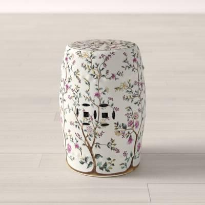 Karlov Ceramic Garden Stools In Famous Morgan Ceramic Garden Stool & Reviews (View 18 of 20)