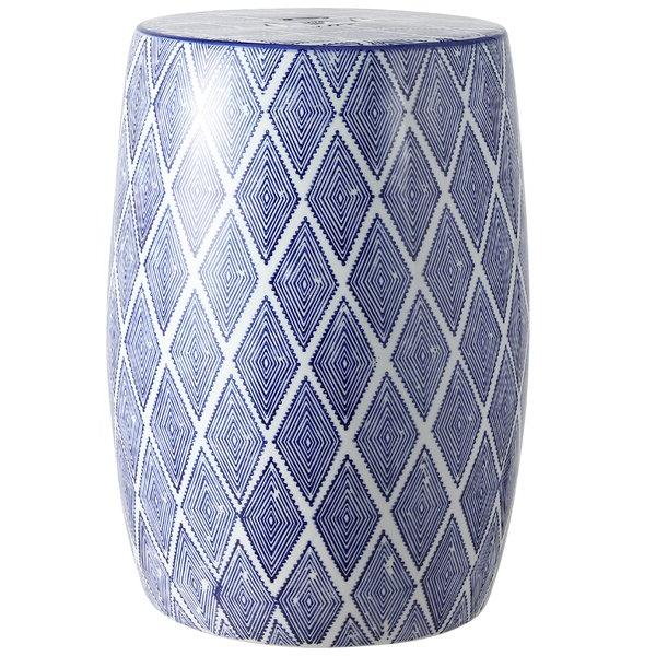 Latest Bonville Ceramic Garden Stools With Regard To Ceramic Drum Table (View 5 of 20)