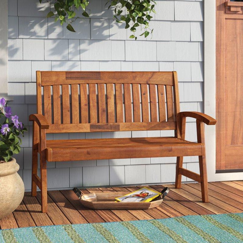 Featured Photo of Gabbert Wooden Garden Benches