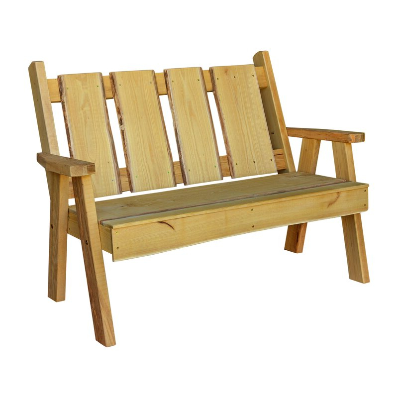 Featured Photo of Lucille Timberland Wooden Garden Benches