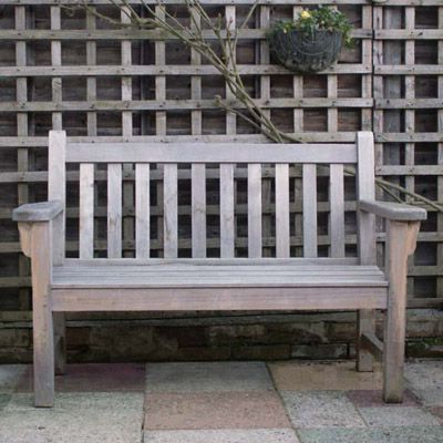 """Lucille Timberland Wooden Garden Benches Inside Latest Barlow Tyrie London 63"""" Bench (View 7 of 20)"""