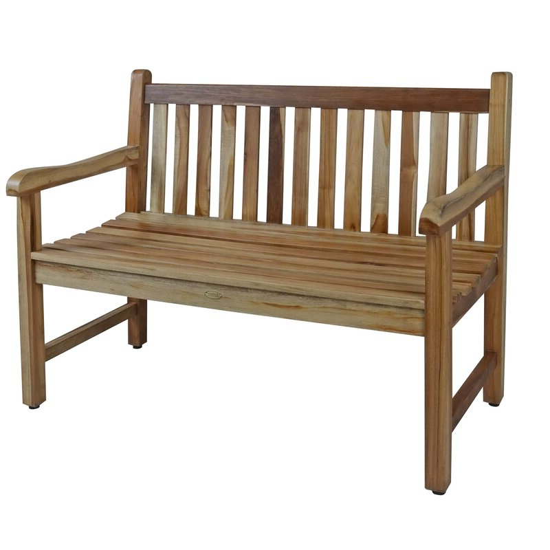 Most Current Hampstead Teak Garden Benches With Regard To Hampstead Heath Teak Garden Bench (View 5 of 20)