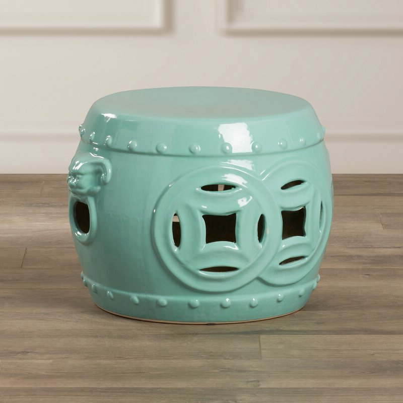 Most Current Kujawa Ceramic Garden Stools With Regard To Kujawa Ceramic Garden Stool (View 2 of 20)