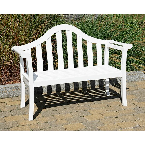 Most Current Nancy Entryway Wood Garden Bench Within Alfon Wood Garden Benches (View 8 of 20)
