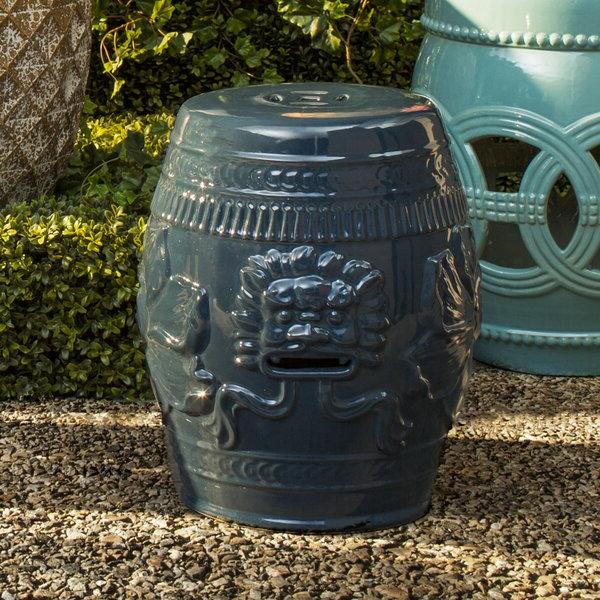 Most Current Nosal Ceramic Garden Stool For Feliciana Ceramic Garden Stools (View 18 of 20)