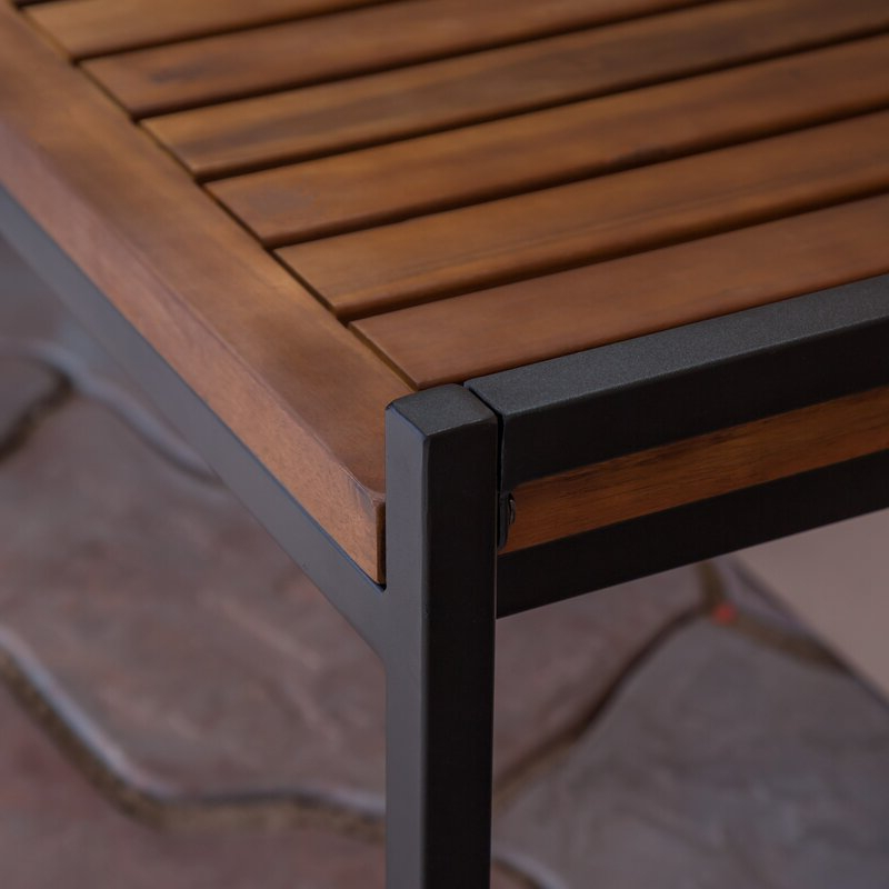 Most Popular Ossu Iron Picnic Bench For Ossu Iron Picnic Benches (View 4 of 20)