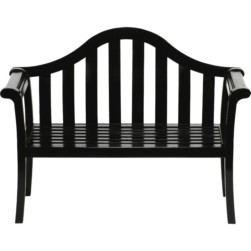 Most Recently Released Nancy Entryway Wooden Garden Bench Within Amabel Wooden Garden Benches (View 11 of 20)