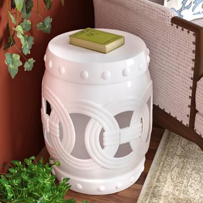 Murphy Ceramic Garden Stools Throughout Famous Murphy Ceramic Garden Stool & Reviews (View 5 of 20)