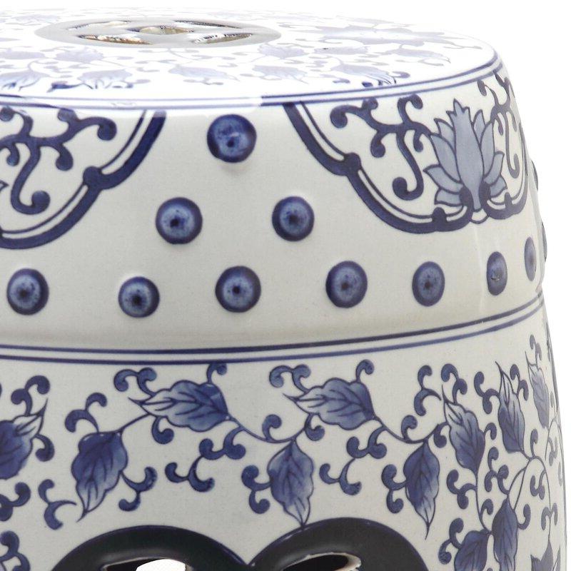 Murphy Ceramic Garden Stools With Most Popular Murphy Ceramic Garden Stool (View 2 of 20)