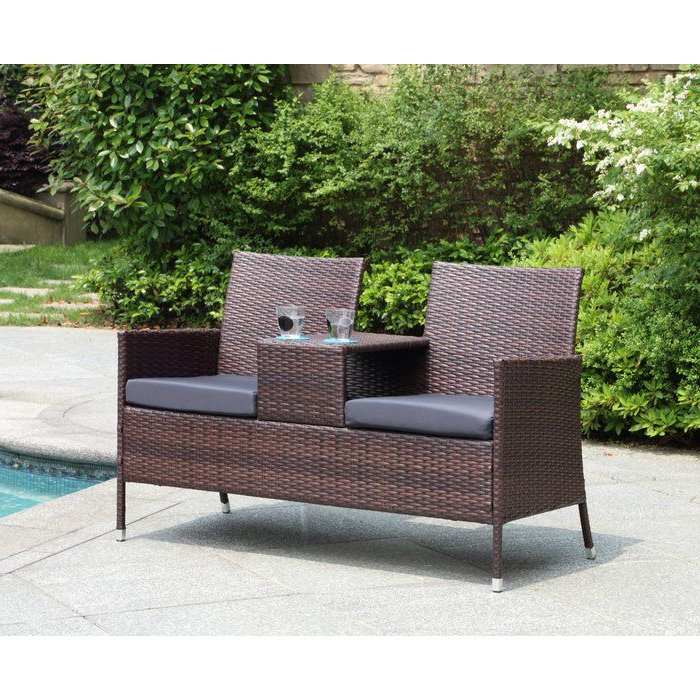 Outdoor Sofa (View 6 of 20)