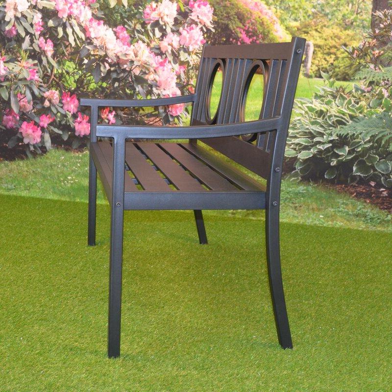 Pauls Steel Garden Bench Pertaining To 2020 Pauls Steel Garden Benches (View 3 of 20)