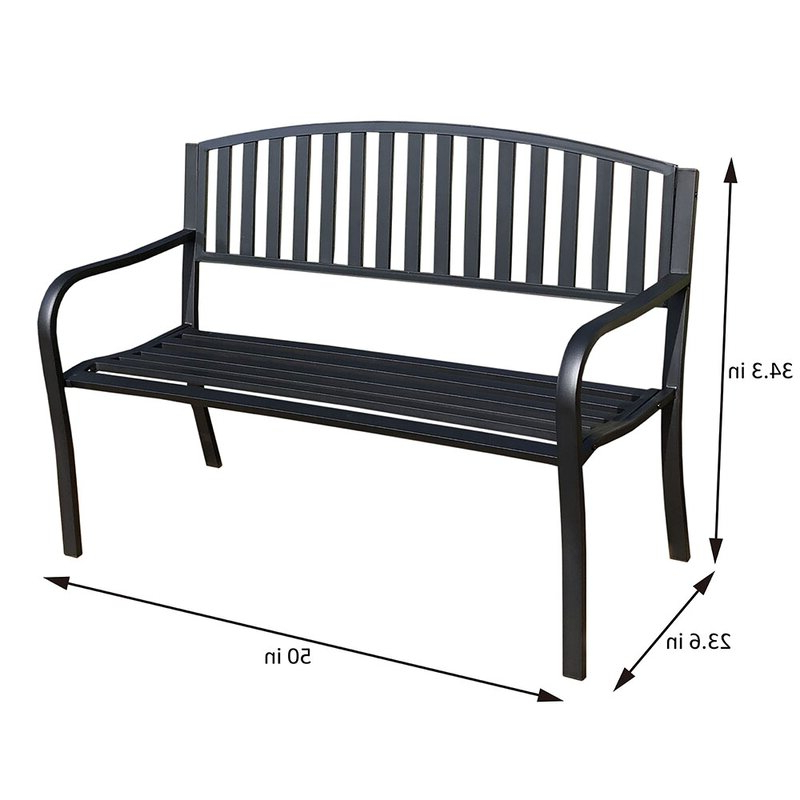 Featured Photo of Pettit Steel Garden Benches