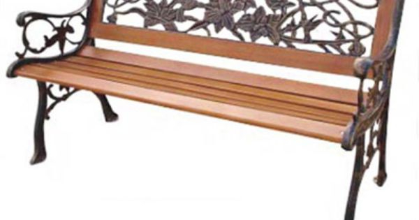 Pettit Steel Garden Benches In Well Known Trio Hummingbird Camelback Outdoor Park Bench (View 12 of 20)