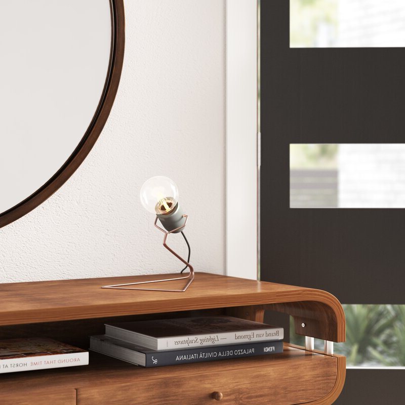 """Pettit Steel Garden Benches Throughout Well Known Pettit 9"""" Desk Lamp (View 20 of 20)"""