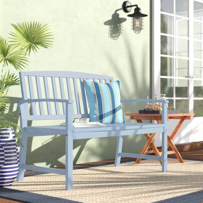 Pin On Garden Within Preferred Leora Wooden Garden Benches (View 16 of 20)