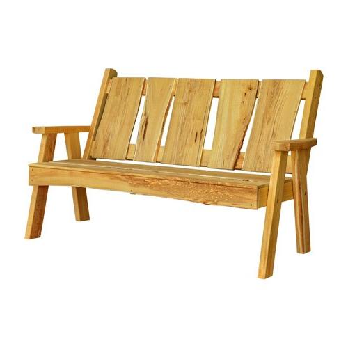 Popular Lucille Timberland Wooden Garden Benches For Lucille Timberland Wooden Garden Bench (View 4 of 20)