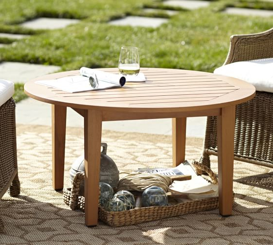 Pottery Barn Pertaining To Hampstead Teak Garden Benches (View 19 of 20)