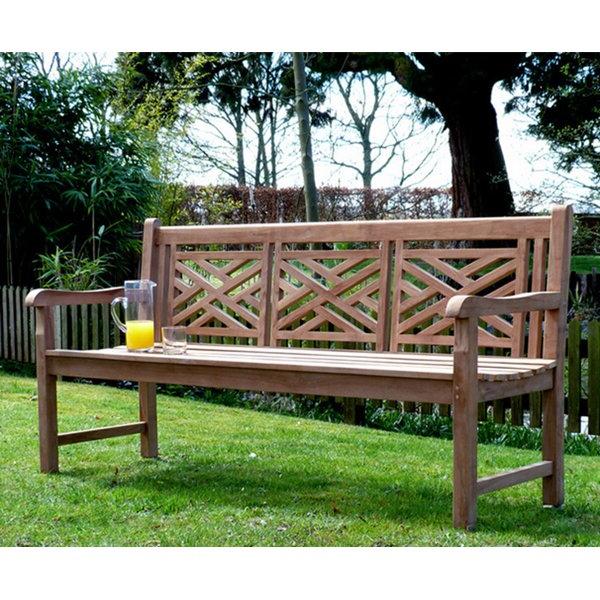 Featured Photo of Brecken Teak Garden Benches