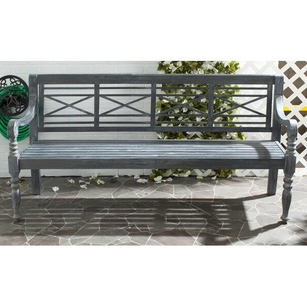 Putnam Garden Bench For Famous Brecken Teak Garden Benches (View 14 of 20)