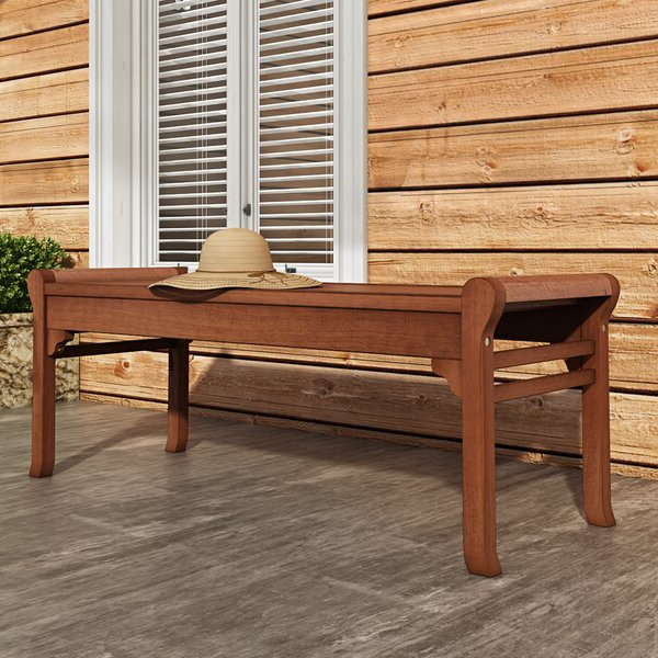 Recent Amabel Patio Diamond Wooden Garden Benches Inside Nick Wooden Picnic Bench (View 16 of 20)