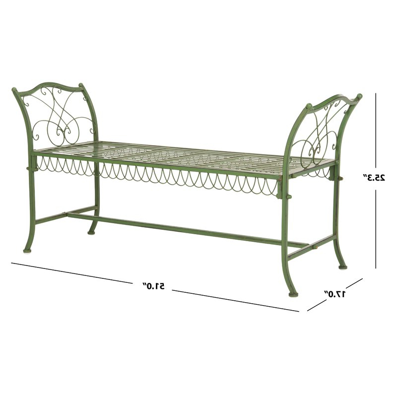 Featured Photo of Cavin Garden Benches