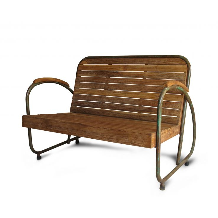 Recent Industrial Garden Bench With Regard To Manchester Solid Wood Garden Benches (View 9 of 20)