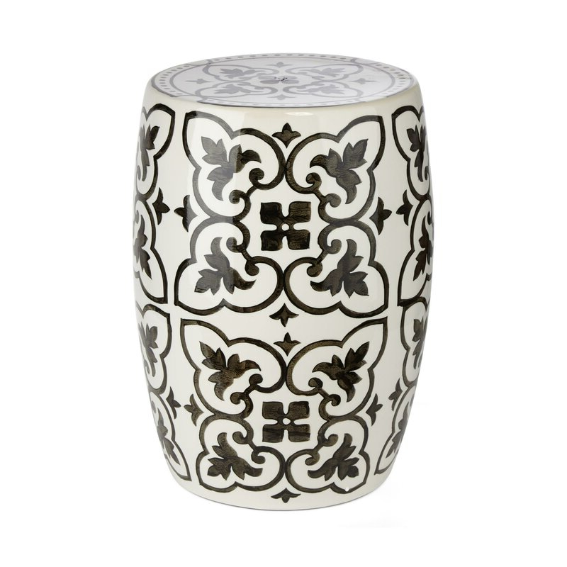 Recent Seabolt Ceramic Garden Stool Throughout Weir Garden Stools (View 5 of 20)