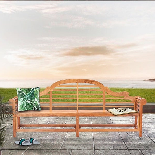 Recent Top Product Reviews For Cambridge Casual Lutyens 4ft Teak With Hampstead Heath Teak Garden Benches (View 9 of 20)