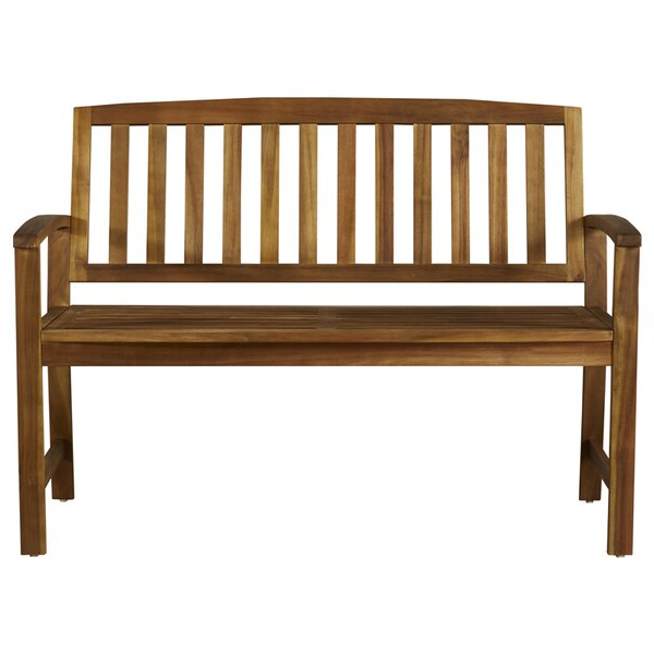 Solid Wood Outdoor Benches In Well Known Manchester Solid Wood Garden Benches (Gallery 7 of 20)