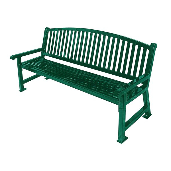 Steel Garden Bench Pertaining To Most Current Pauls Steel Garden Benches (View 6 of 20)