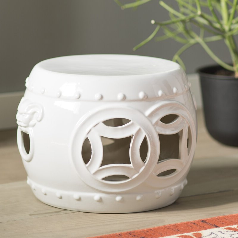 Swanson Ceramic Garden Stools Within Current Veer Garden Stool (View 16 of 20)