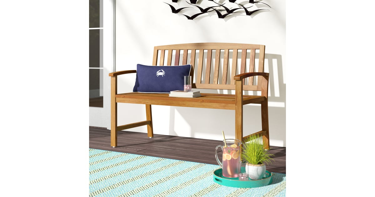 The 51 Best Deals You Can Score Pertaining To Leora Wooden Garden Benches (View 20 of 20)