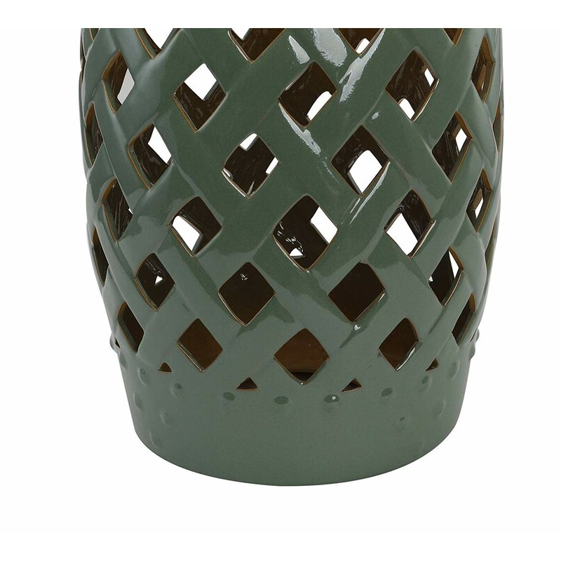 Tillia Ceramic Garden Stool For 2019 Tillia Ceramic Garden Stools (View 11 of 20)