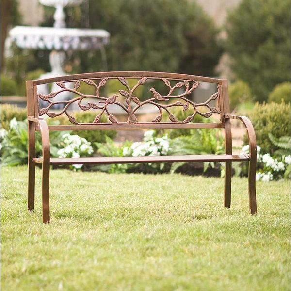 Featured Photo of Aranita Tree Of Life Iron Garden Benches