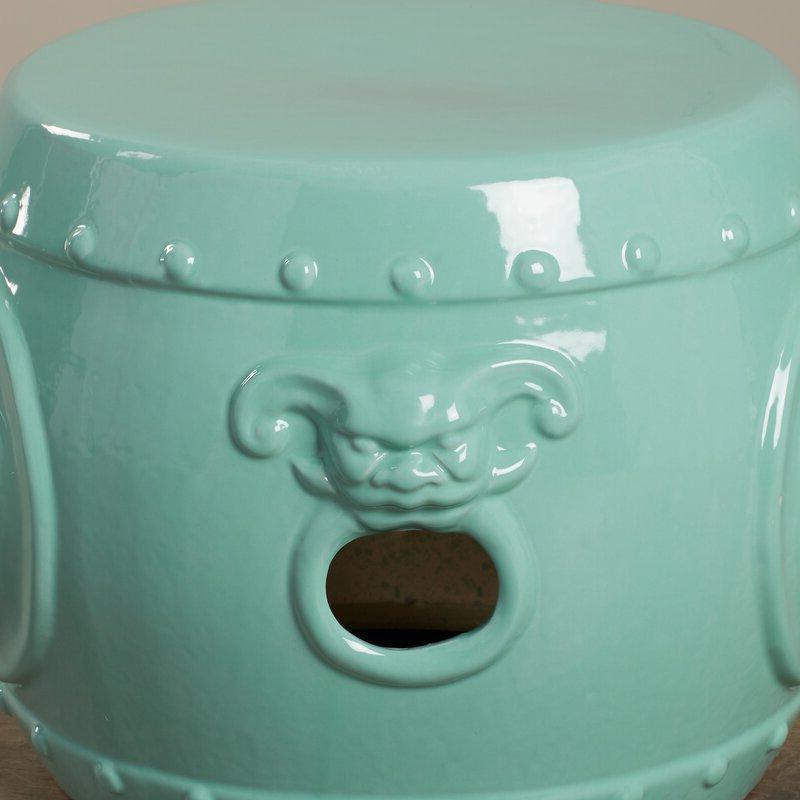 Trendy Kujawa Ceramic Garden Stools Regarding Kujawa Ceramic Garden Stool (View 5 of 20)