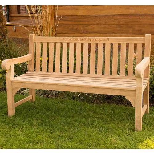 Trendy Pin On Fás Dolgok With Regard To Coleen Outdoor Teak Garden Benches (View 10 of 20)