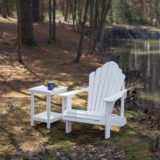 Trendy Poly Lumber Furniture – Butler Pa, Martin Sales And Service With Regard To Heslin Steel Park Benches (View 15 of 20)