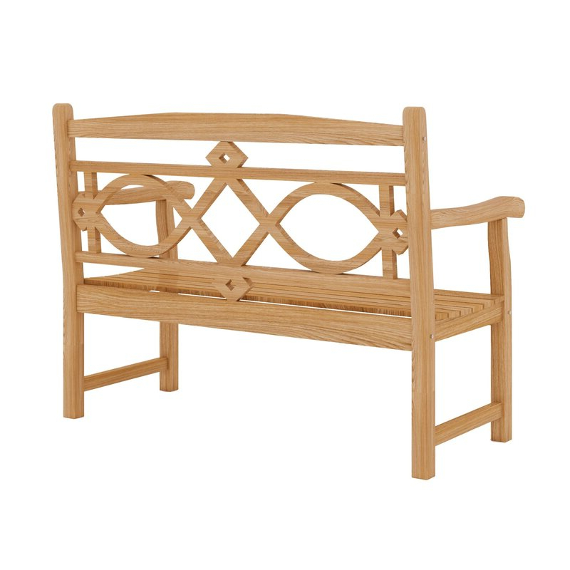 Wallie Teak Garden Benches Regarding Preferred Teak Garden Bench (View 17 of 20)