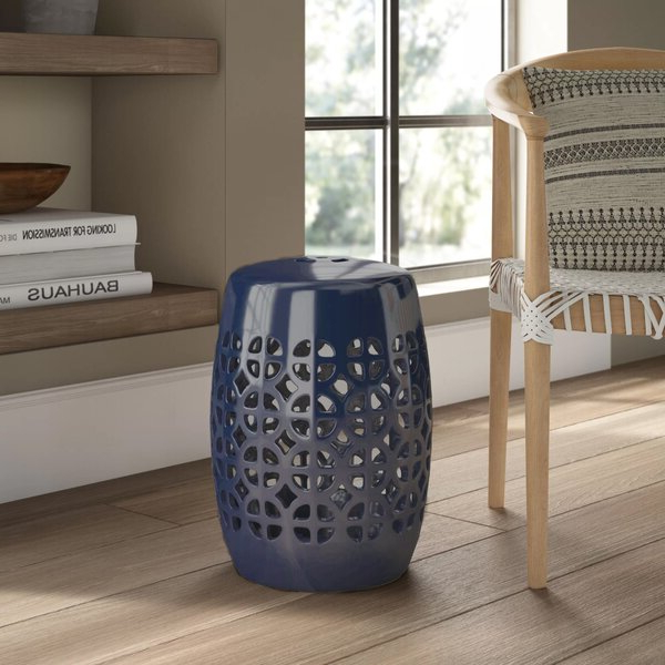 Wayfair Regarding Preferred Brode Ceramic Garden Stools (View 13 of 20)