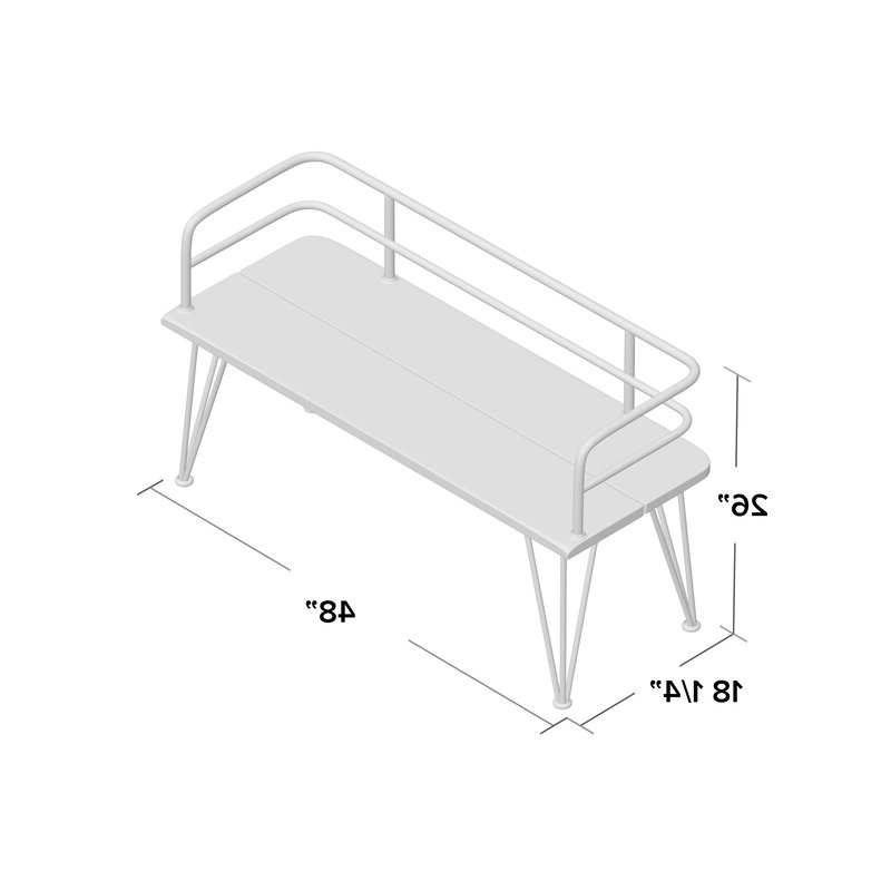 Well Known Guyapi Garden Bench With Regard To Guyapi Garden Benches (View 6 of 20)