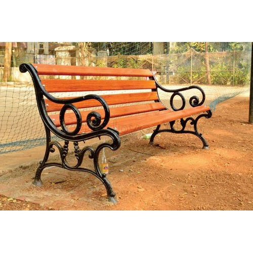 Well Known Ishan Steel Park Benches For Cast Iron,frp European Outdoor Garden Benches, With Back (View 16 of 20)