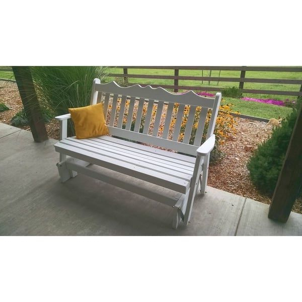 Well Known Overstock: Online Shopping – Bedding, Furniture With Lucille Timberland Wooden Garden Benches (View 5 of 20)