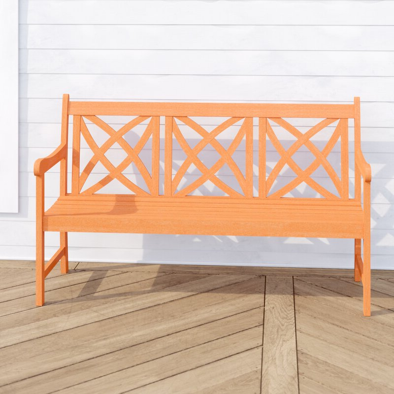 Well Liked Avoca Wood Garden Bench For Avoca Wood Garden Benches (View 7 of 20)