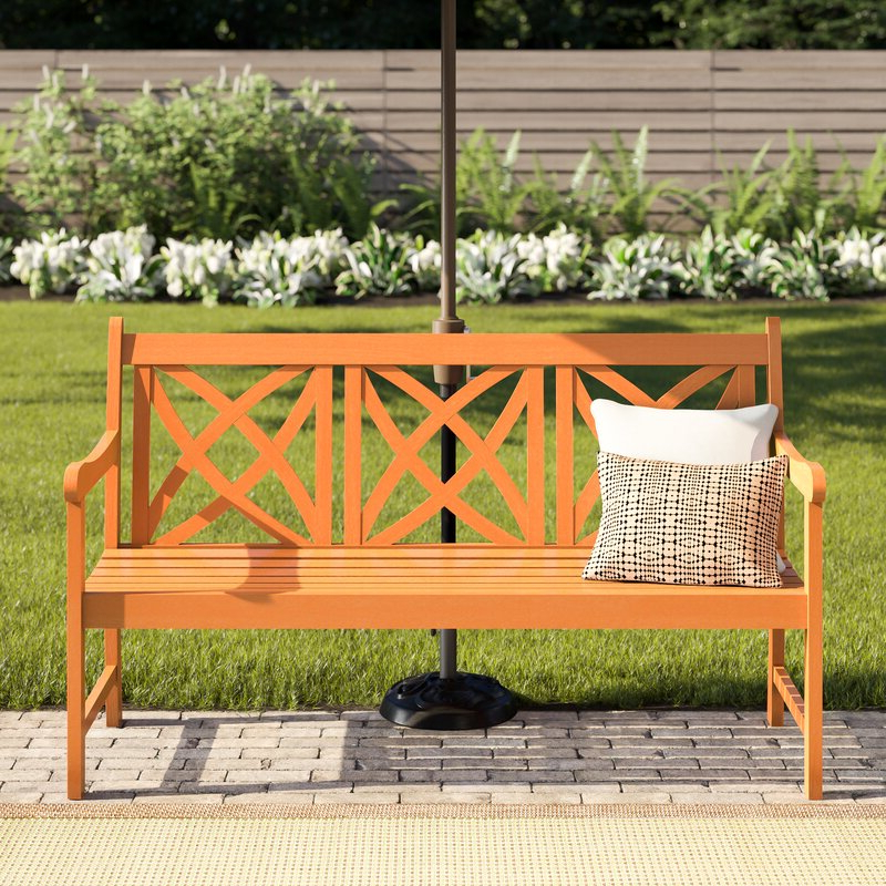 Widely Used Avoca Wood Garden Benches With Avoca Wood Garden Bench (View 3 of 20)