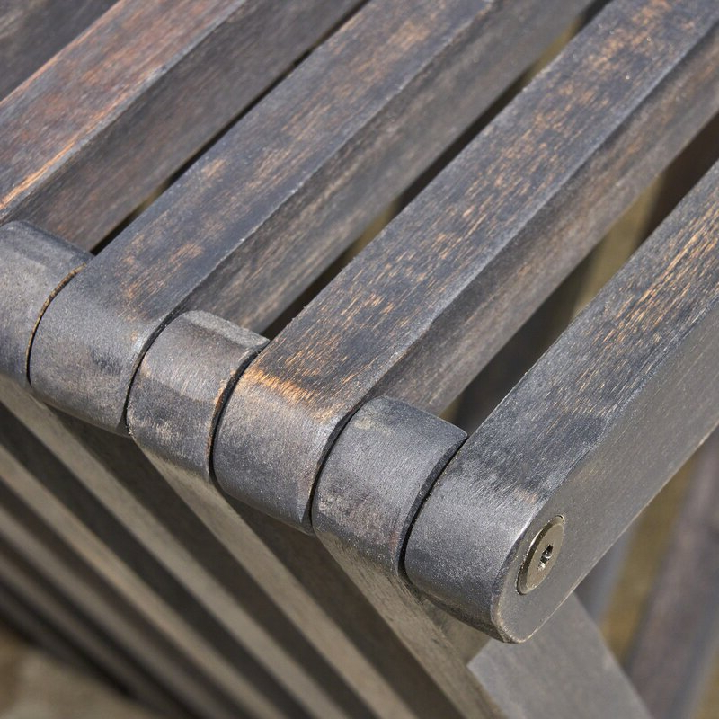 Widely Used Ossu Teak Picnic Bench With Ossu Iron Picnic Benches (View 11 of 20)