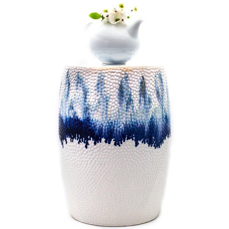 Featured Photo of Wurster Ceramic Drip Garden Stools